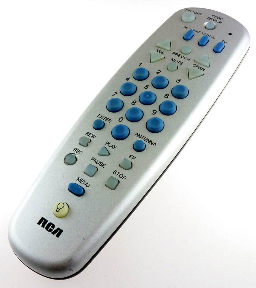 how to use universal remote rca