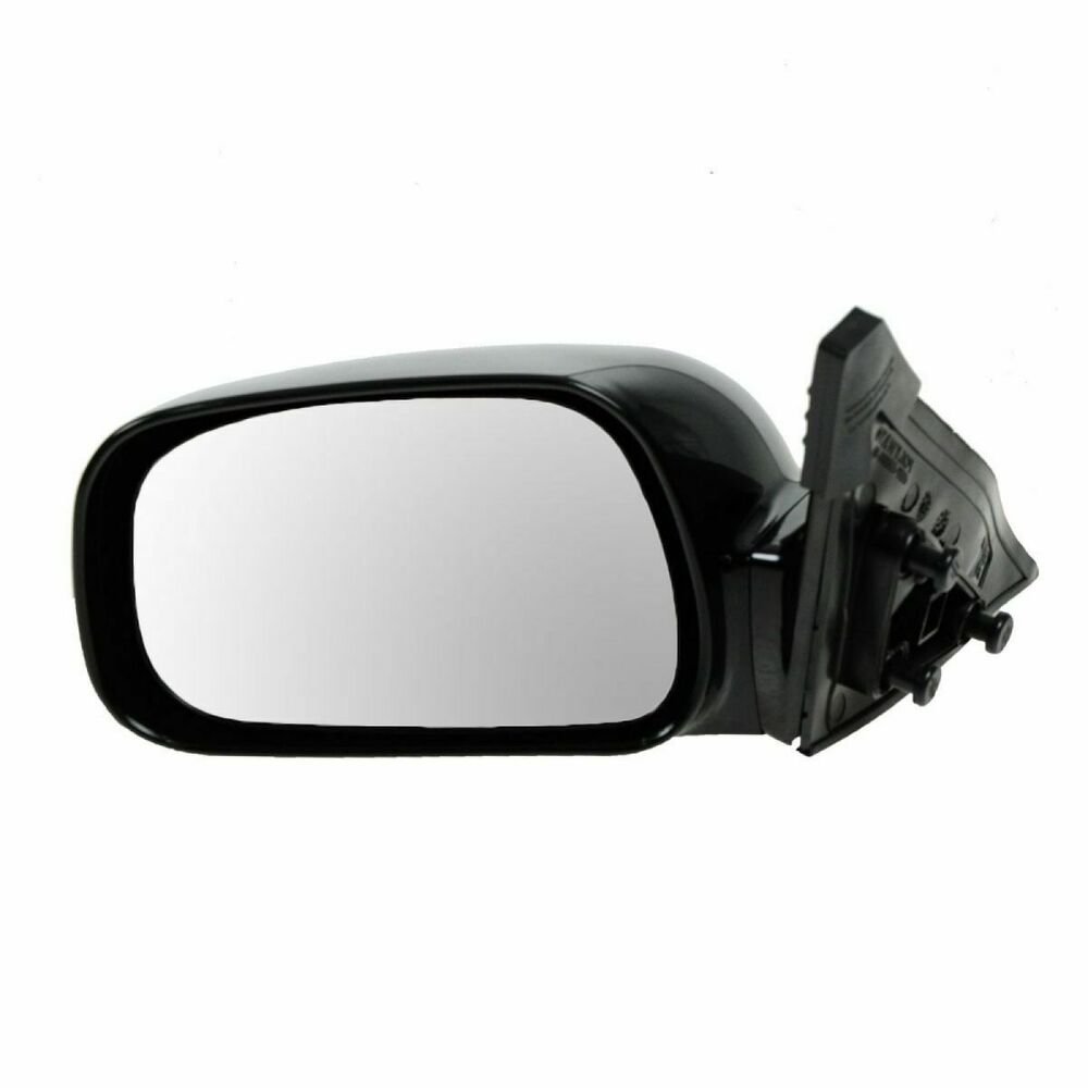 Power door mirror driver side left lh for 02 06 toyota for Power mirror motor repair