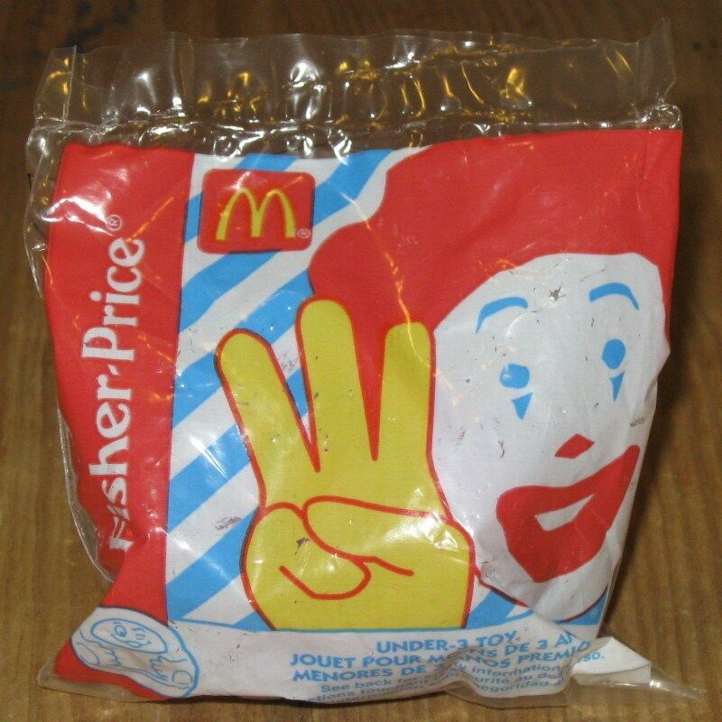 Happy Meal Toys Value 81