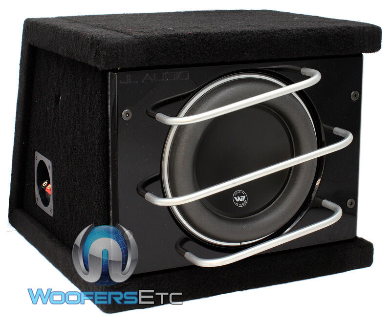 "CLS112RG-W7 JL AUDIO 12"" SINGLE 12W7 LOADED SUBWOOFER ENCLOSURE BASS BOX NEW 699440930369"