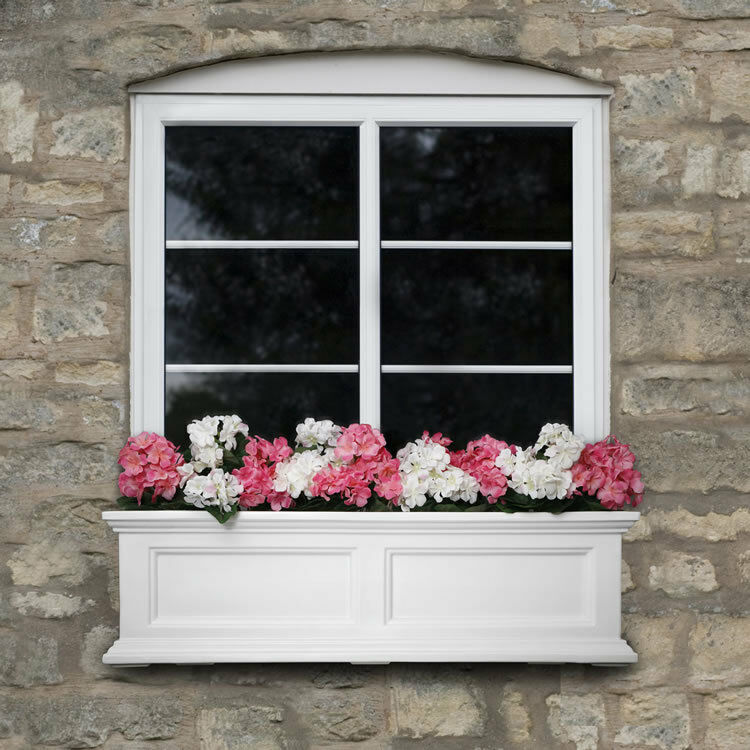 New Mayne Fairfield 36 Quot Window Box Outdoor Flower Planter