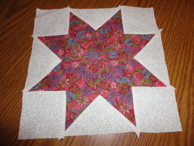 Plastic Templates - Friendship Star quilt eBay