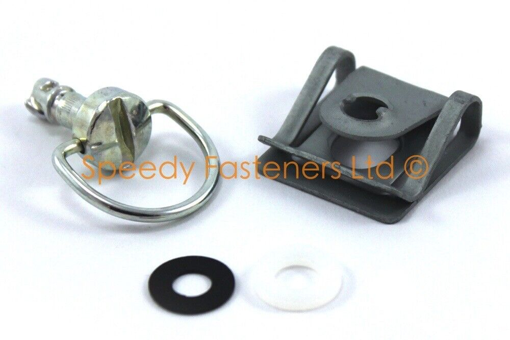 D Ring Quick Release Fasteners