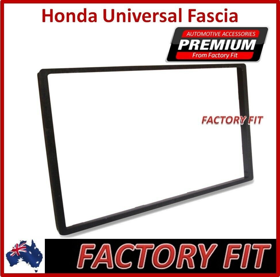 For Honda Accord Civic Crv Double Din Stereo Dash Adapter
