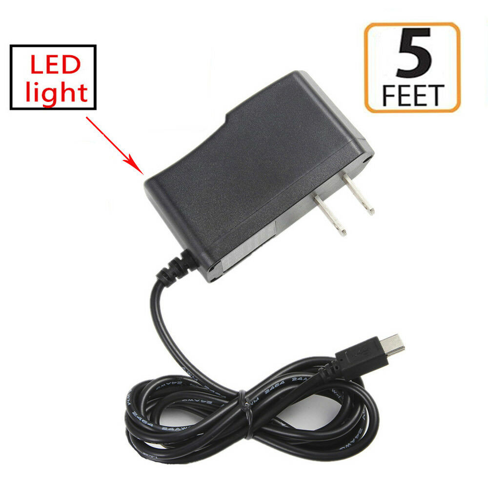 Ac Dc Wall Charger Power Adapter Cord For Amazon Kindle