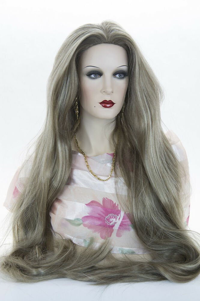 Champagne Blonde Your Light Brown: Light Ash Brown Champagne Blonde Frost Blonde Long Skin