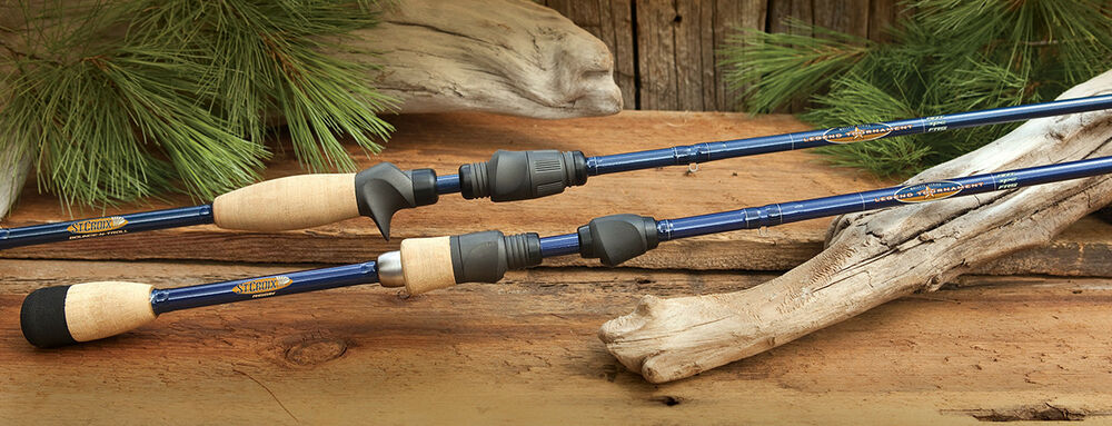 St croix legend tournament walleye spinning rod for Light fishing rods