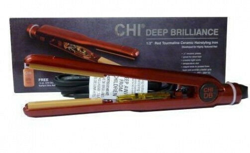 Chi Deep Brilliance 1 2 Quot Tourmaline Styling Ceramic Flat
