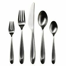 Gourmet settings stand by flatware 18 10 stainless steel your choice each ebay - Flatware set with stand ...