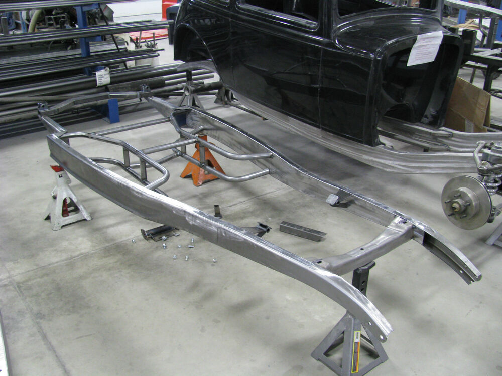 1932 Ford Frame Pinched For Model A Ebay