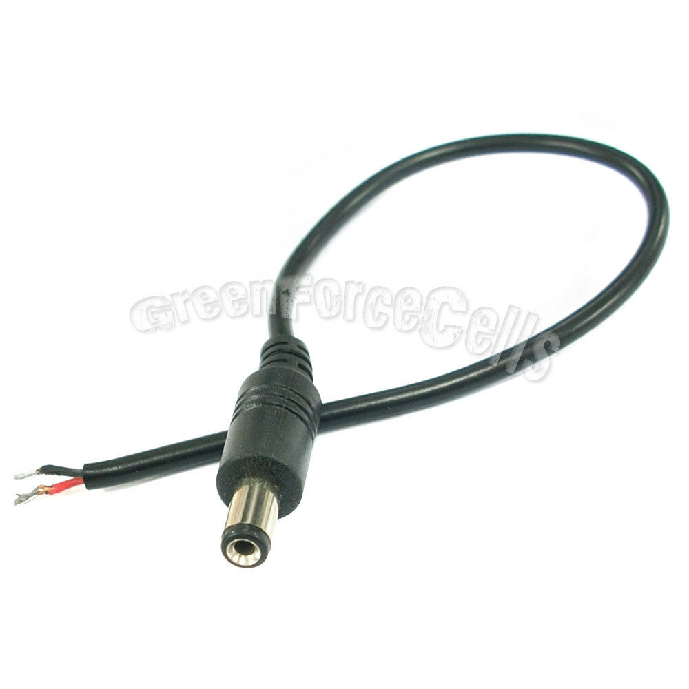 frontpoint dc plug wiring 1 x male 5.5 x 2.1mm dc power jack connector adapter with ...