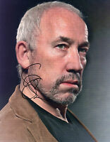 SIMON CALLOW personally signed 10x8