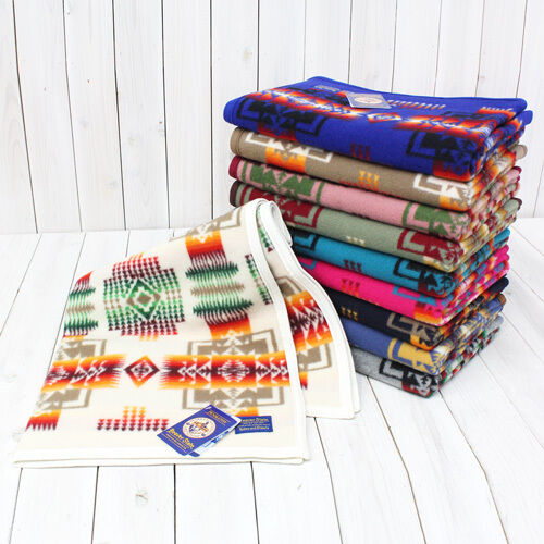 New Pendleton Wool Baby Blankets Various Styles Chief