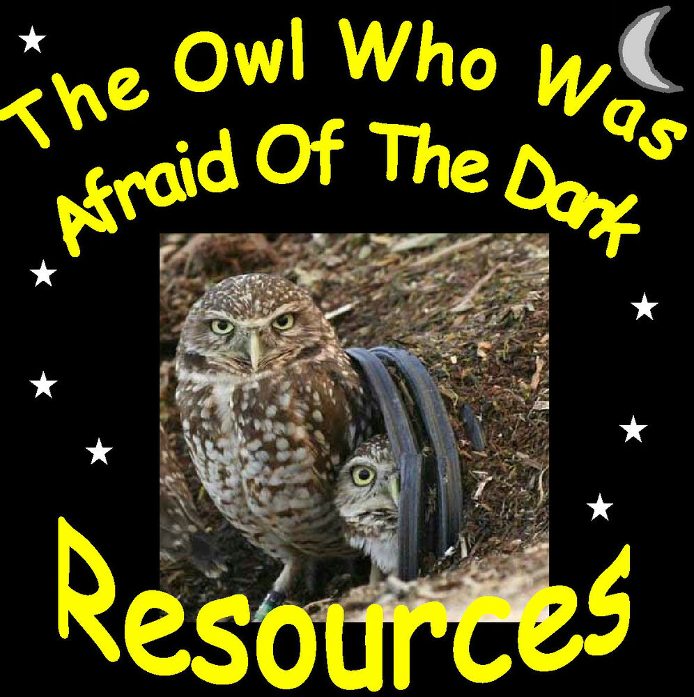 The Owl Who Was Afraid Of The Dark Story Teaching Resources Ks1 Ks2