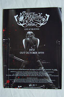 BULLET FOR MY VALENTINE - The Poison + UK Tour - 2006 Magazine Advert Poster