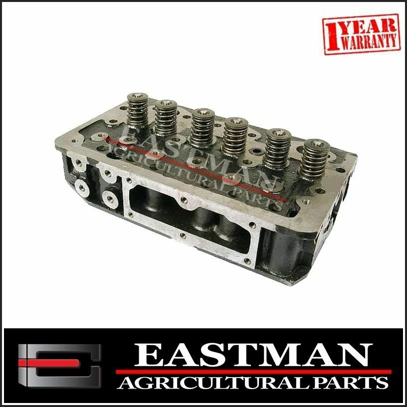 Cylinder Head Assembly To Suit Massey Ferguson 35 & 35X 3