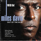 DAVIS Miles Box Set 10-CD Out Of The Blue - EUROPE
