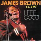 CD JAMES BROWN . I FEEL GOOD. SEXE MACHINE. 15 TITRES. LIVE