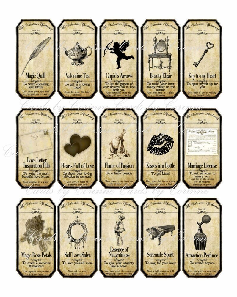 Sly image intended for harry potter apothecary labels free printable
