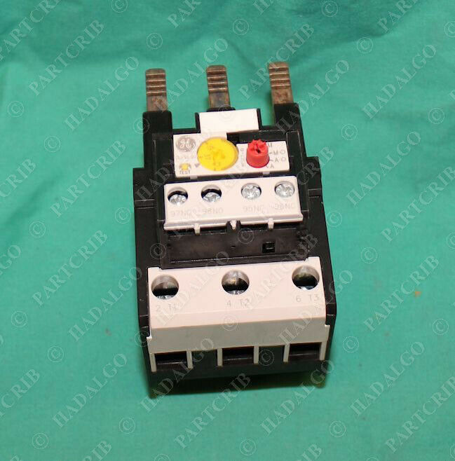 Ge Rt22e Iec Overload Relay 30 43a 43 Amp Amps Motor