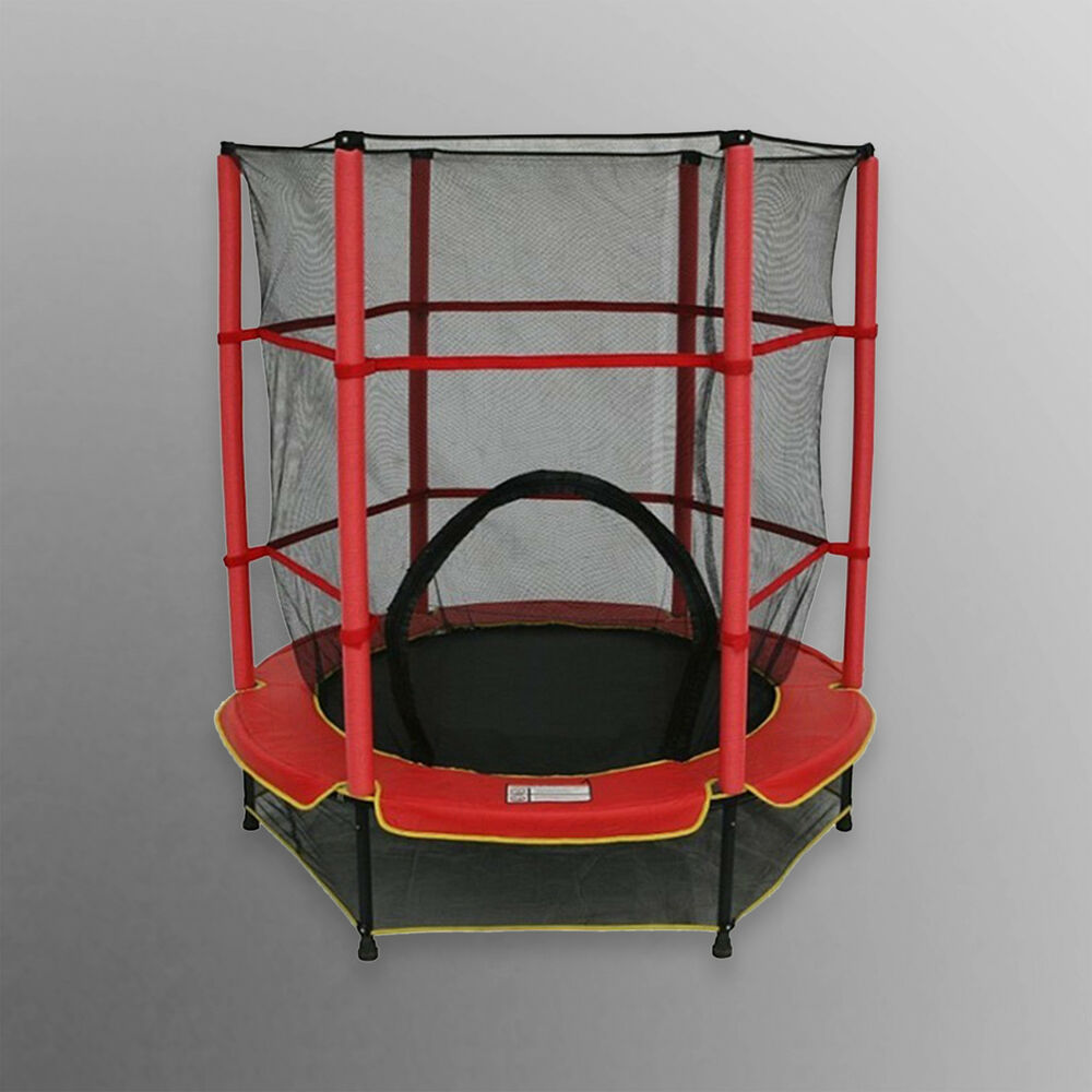 "My First Trampoline With Safety Net 55"" Junior Kids"