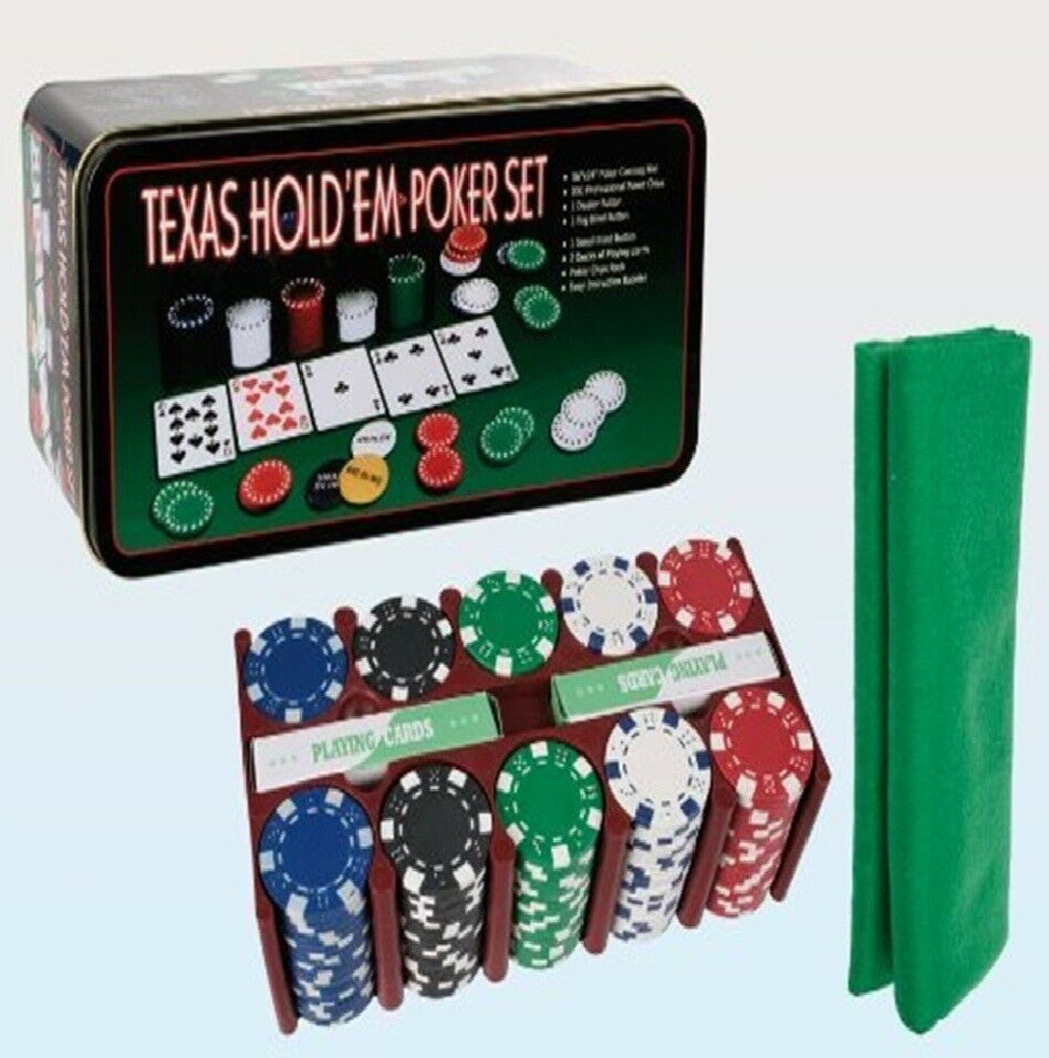 Texas Holdem Poker Set