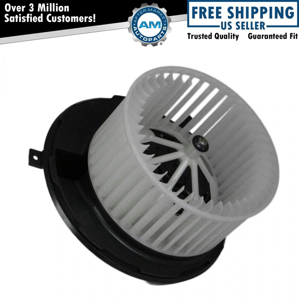 Blower Cage Replacement : Heater blower motor w fan cage for vw passat rabbit golf