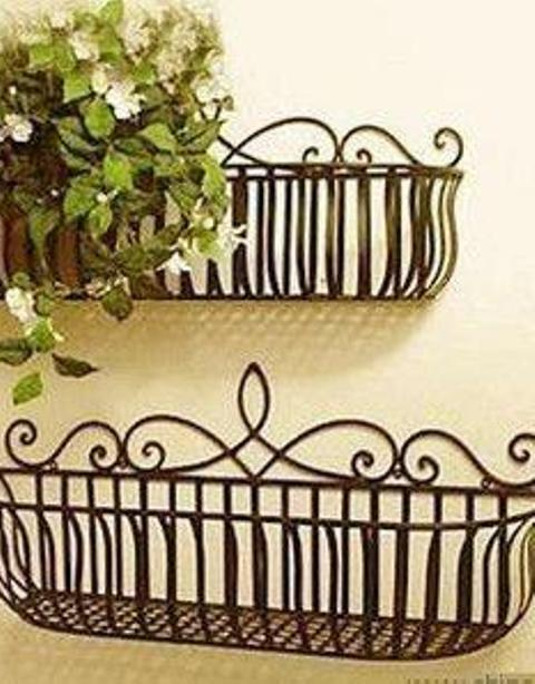 Wire Baskets For Wall Decor