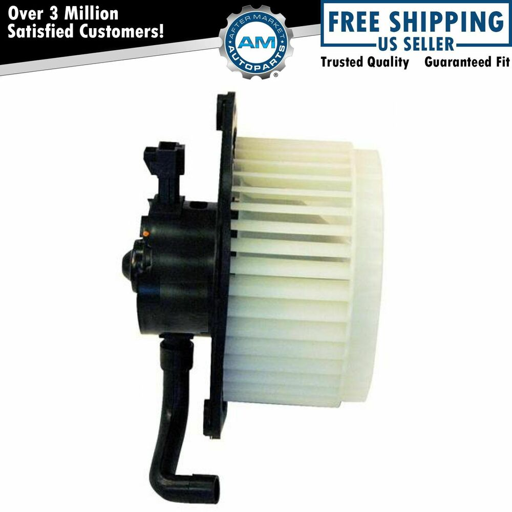 Heater Blower Fan : Heater blower motor w fan cage for pontiac vibe