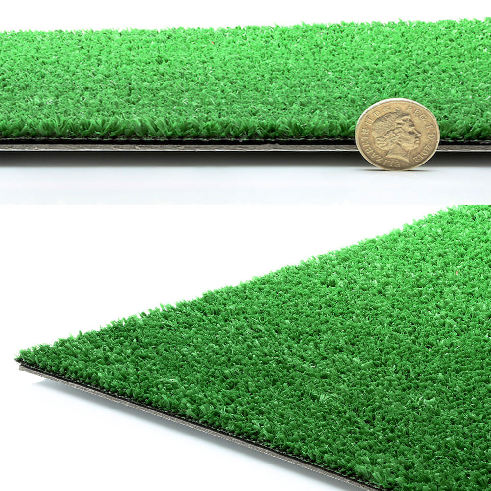 Landscape Plastic Thickness : Mm thick artificial grass m wide cheap lawn turf fake