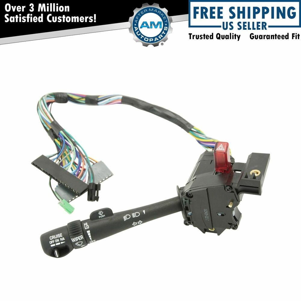 Does Cruisecontrol Wiper Control Switch : Turn signal cruise control windshield wiper arm lever