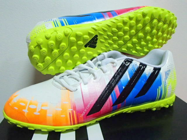 Adidas Youth Freefootball X Ite Turf Soccer Shoes