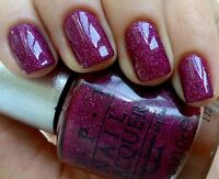 OPI Nail Polish Designer Series Extravagance DS026 DS26 DISCONTINUED Holographic