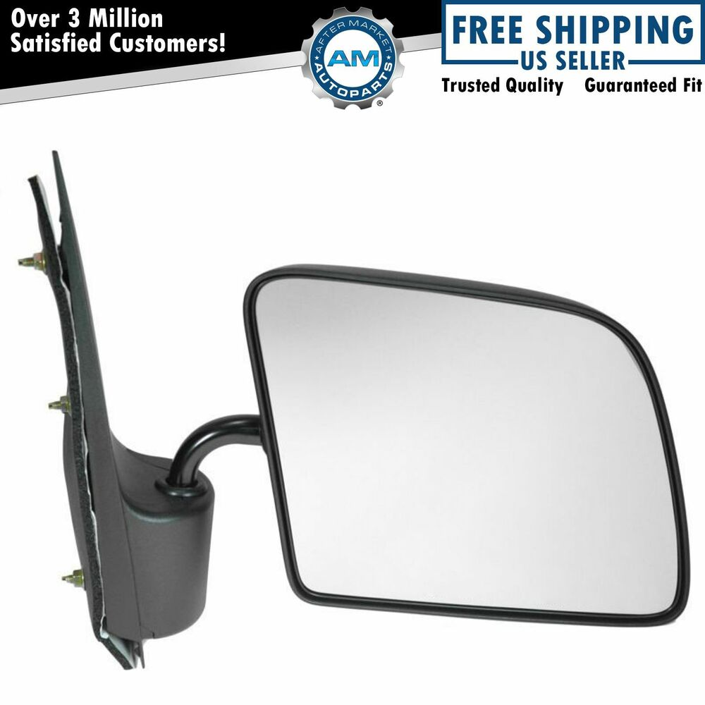 Manual Side View Mirror Passenger Right RH NEW For 94-06
