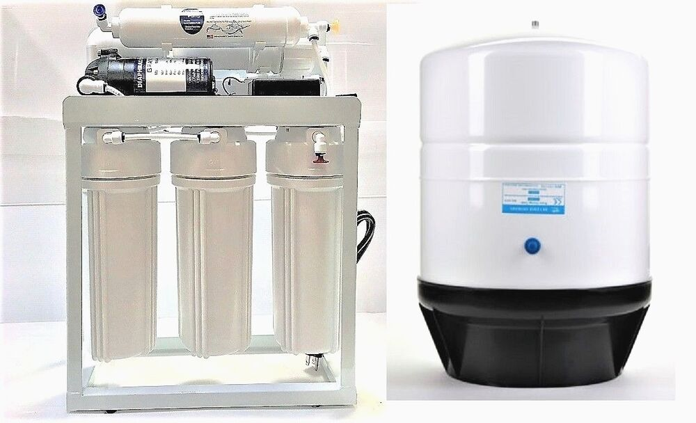 Ro Light Commercial Reverse Osmosis Water Filter System