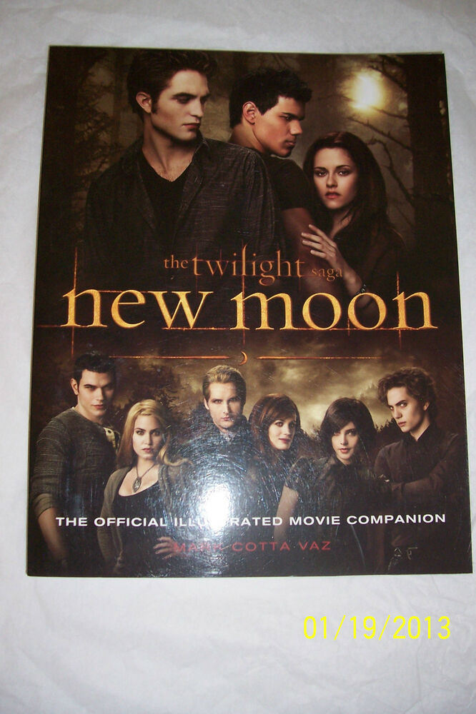 twilight saga new moon book report New moon is a young adult fantasy/romance novel by stephenie meyer it is the second novel in the twilight saga and was published new moon book to.