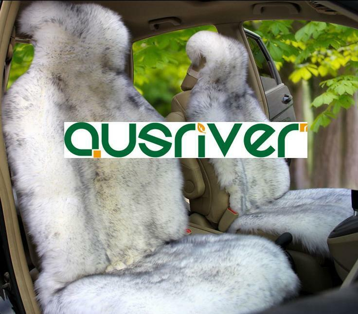 Sheep car seat covers ebay for Motor sheep seat covers
