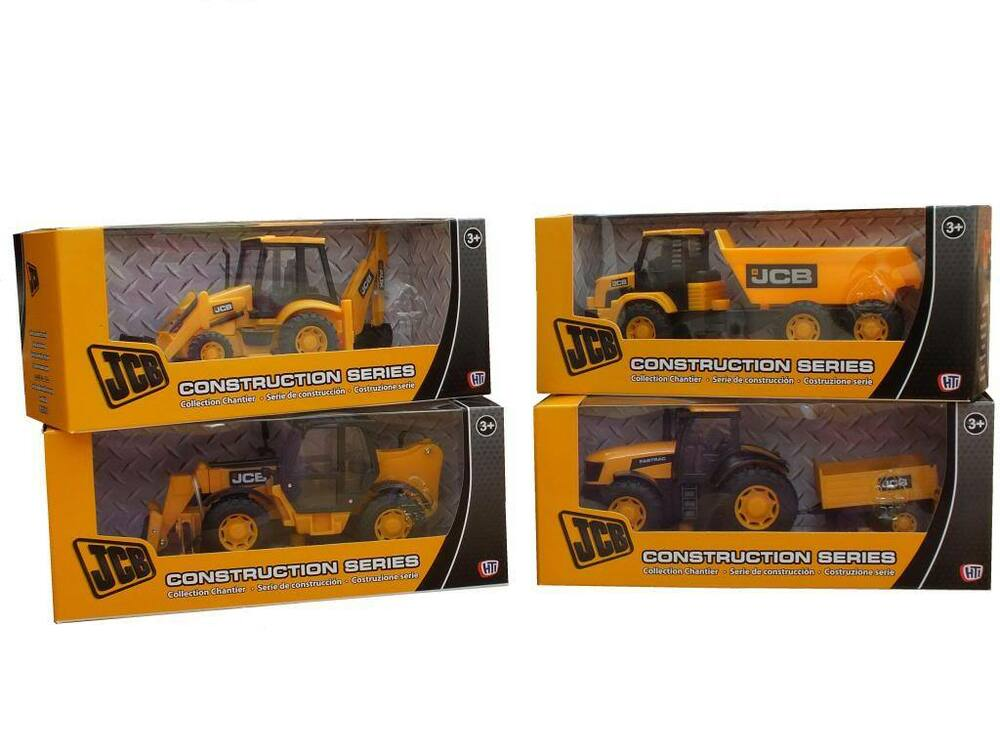 Digging Toys For Boys : Jcb construction toy vehicle series digger dump truck
