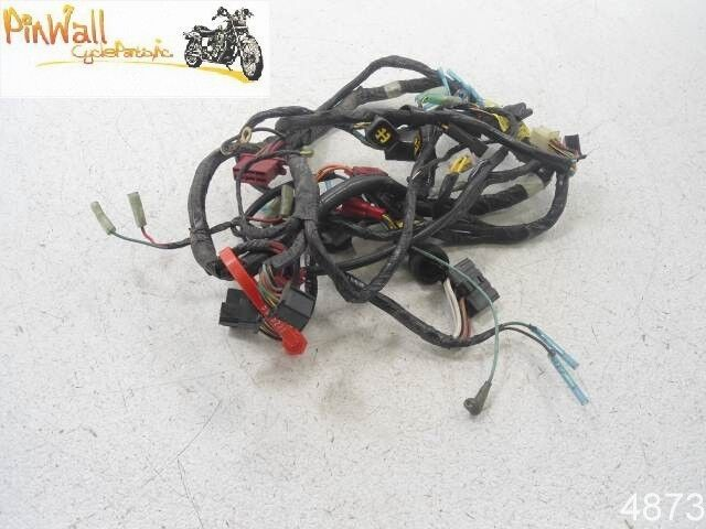 09 kawasaki vulcan en500 500 ltd main wire wiring harness. Black Bedroom Furniture Sets. Home Design Ideas