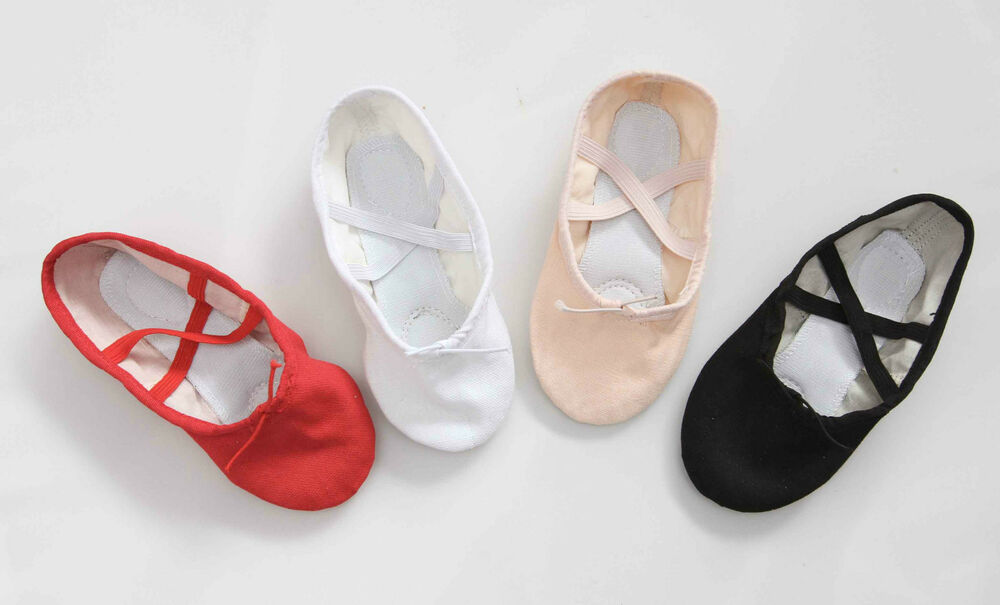 how to break in canvas ballet shoes