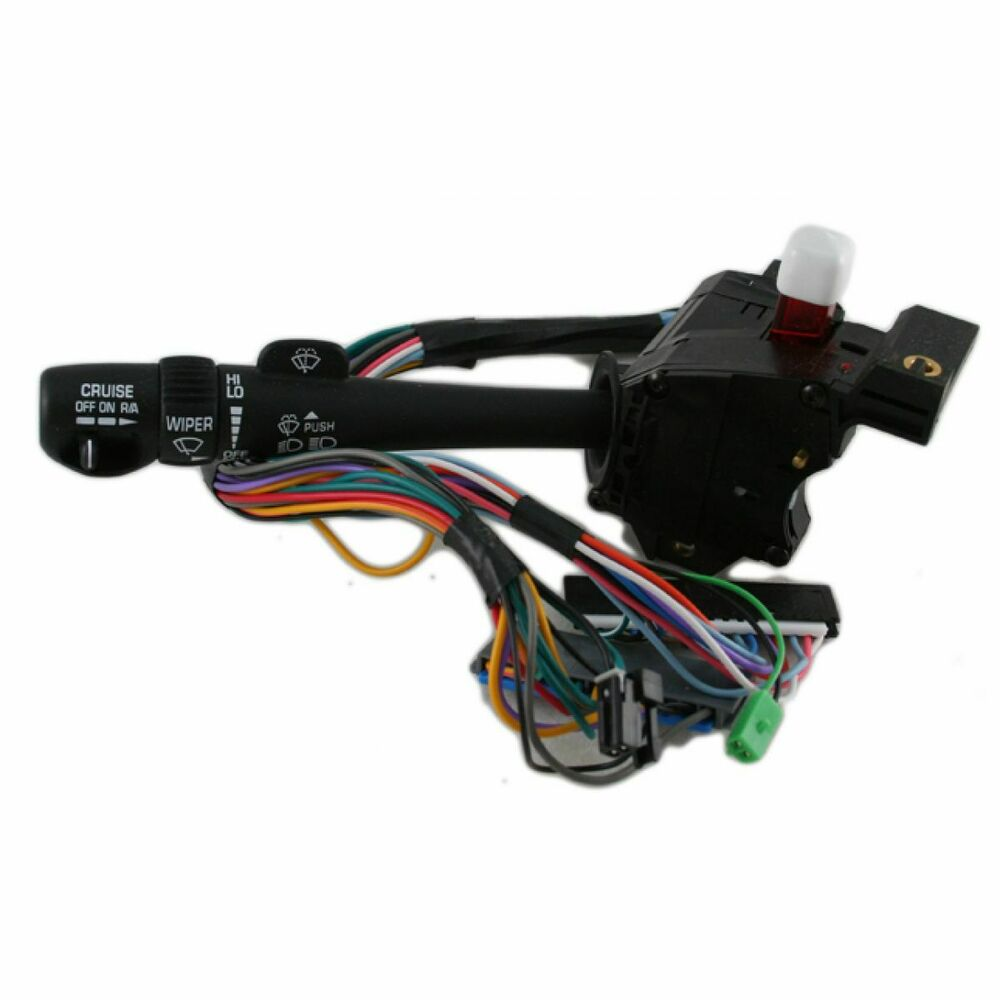 turn signal switch cruise lever for 98 chevy blazer s10. Black Bedroom Furniture Sets. Home Design Ideas