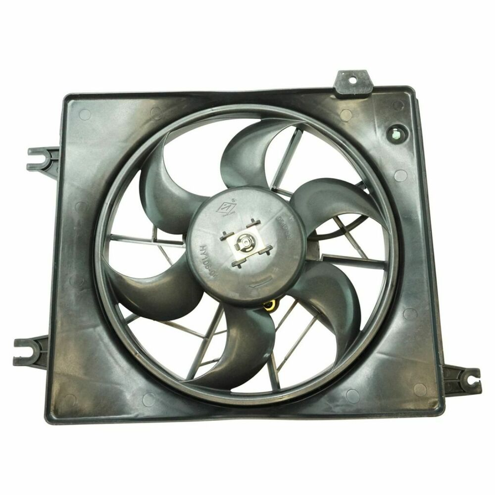 Ac a c air conditioning condenser cooling fan for hyundai for Ac condenser fan motor replacement