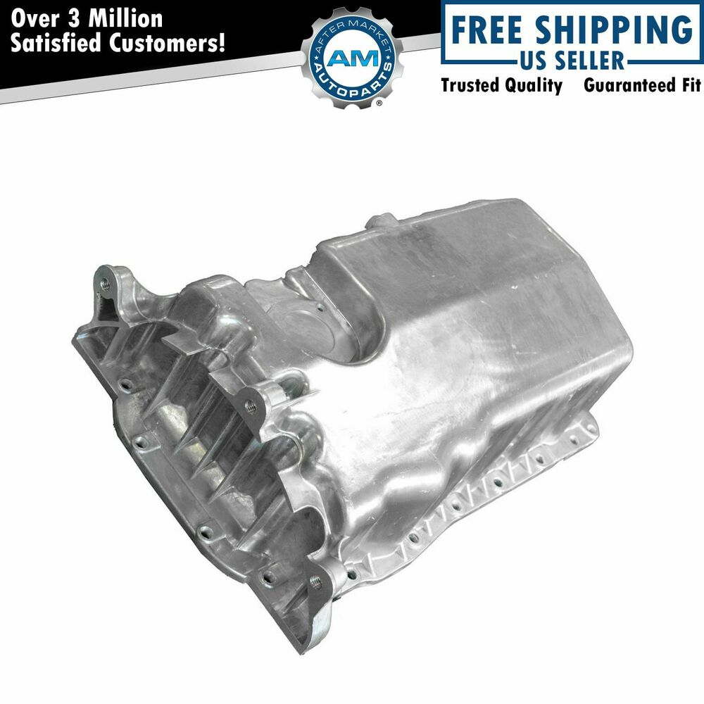Vw Beetle Wankel Engine: Engine Oil Pan Aluminum NEW For VW Beetle Golf Jetta