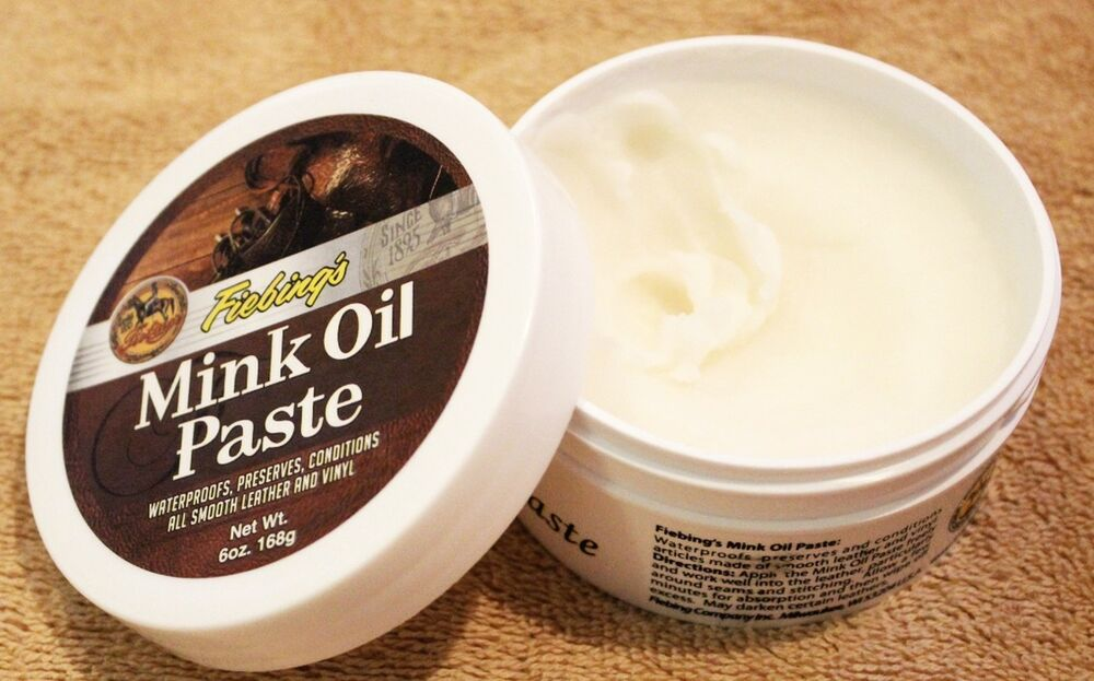 Where To Buy Mink Oil For Shoes