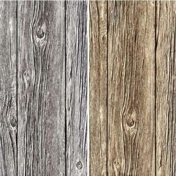 I Love Wallpaper Wood Effect : NEW LUXURY MURIVA BLUFF WOOD PANEL EFFEcT REALISTIc GRAINED VINYL WALLPAPER ROLL eBay