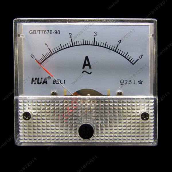 how to use ac gauges