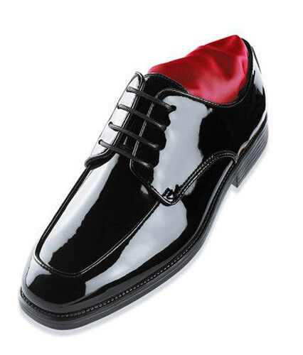 after six black celebration tuxedo shoe ebay