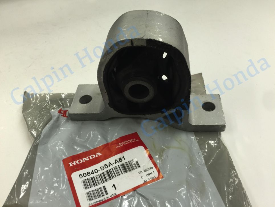 genuine oem honda civic a t cvt front engine motor mount. Black Bedroom Furniture Sets. Home Design Ideas
