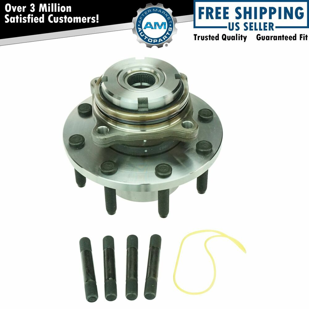 TIMKEN 515021 Front Wheel Hub & Bearing For 99-04 Ford