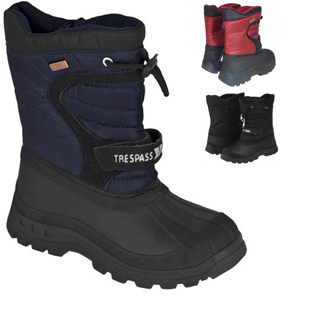Kids Snow Boots - Cr Boot
